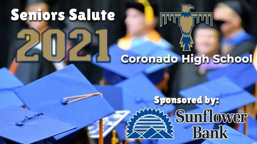 Senior Salute 2021 - Coronado High School 3