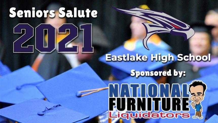 Senior Salute 2021 - Eastlake High School