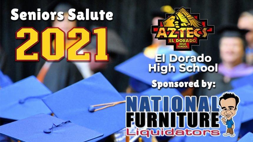 Senior Salute 2021 - El Dorado High School