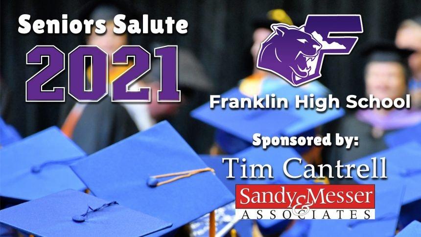 Senior Salute 2021 - Franklin High School