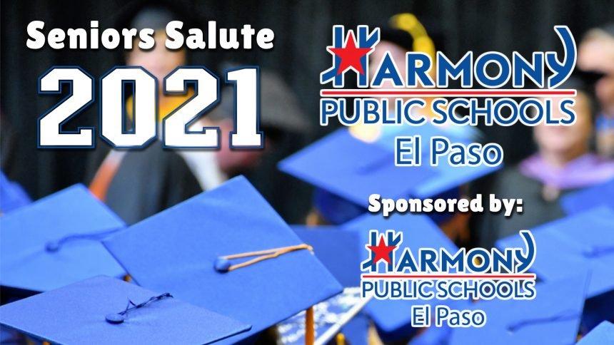Senior Salute 2021 - Harmony Public Schools
