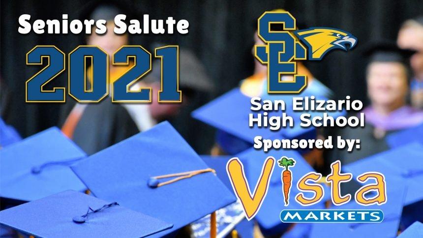 Senior Salute 2021 - San Elizario High School
