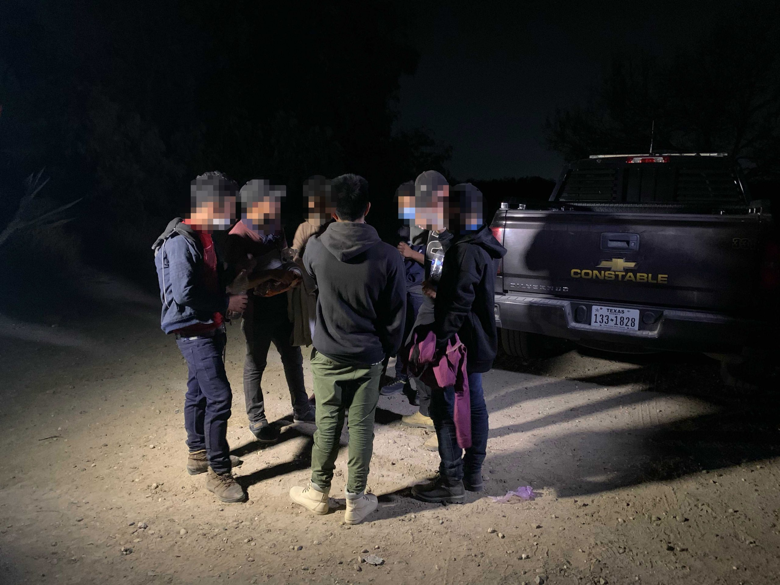 A deputy constable in south Texas encounters a group of migrant teenagers from Guatemala.