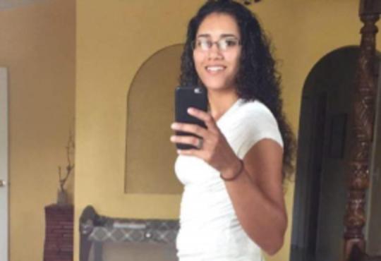27–year old Oranda Herminette Perez Moctezuma.