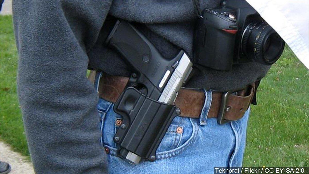 Texas House OKs dropping permit to carry handguns in public to the dismay of El Paso Rep. Joe Moody - KVIA