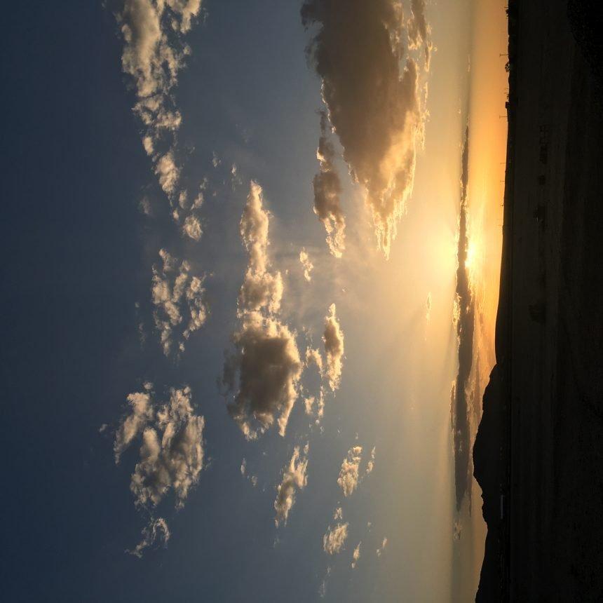 Luna COunty sunset Sean F 5421