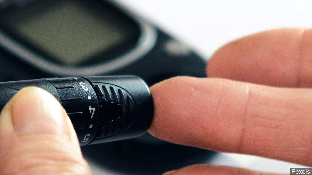 Diabetes testing.