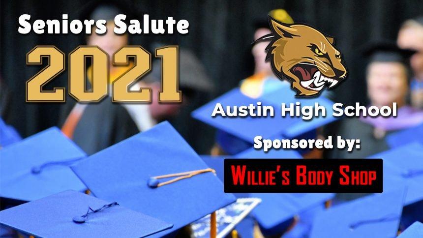 Senior Salute 2021 - Austin High School