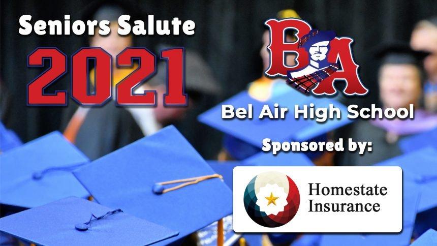 Senior Salute 2021 - Bel Air High School