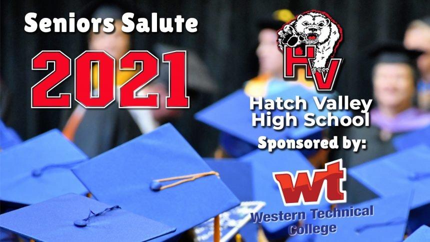 Senior Salute 2021 - Hatch Valley High School