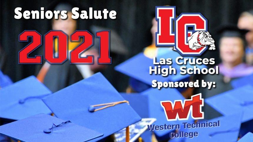 Senior Salute 2021 - Las Cruces High School