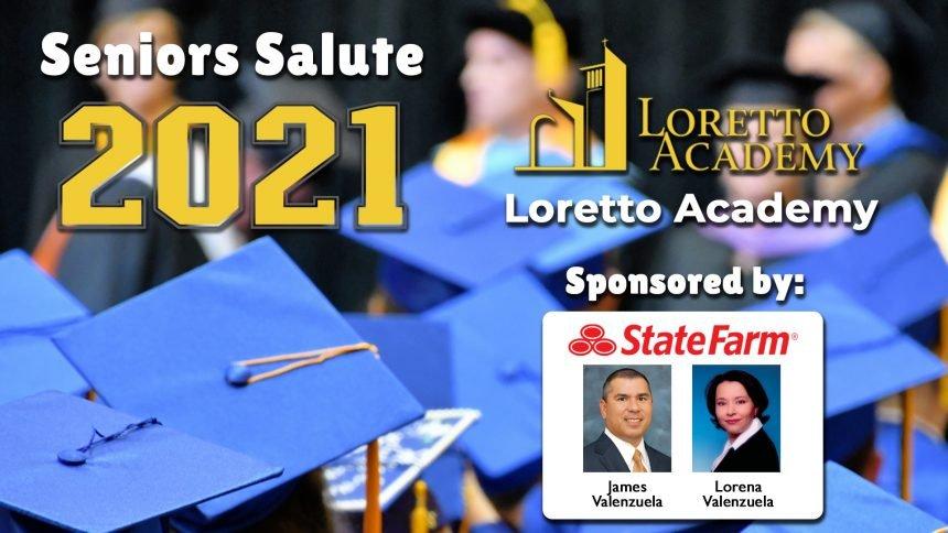 Senior Salute 2021 - Loretto Academy