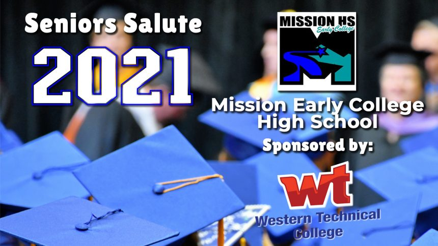 Senior Salute 2021 - Mission Early College High School