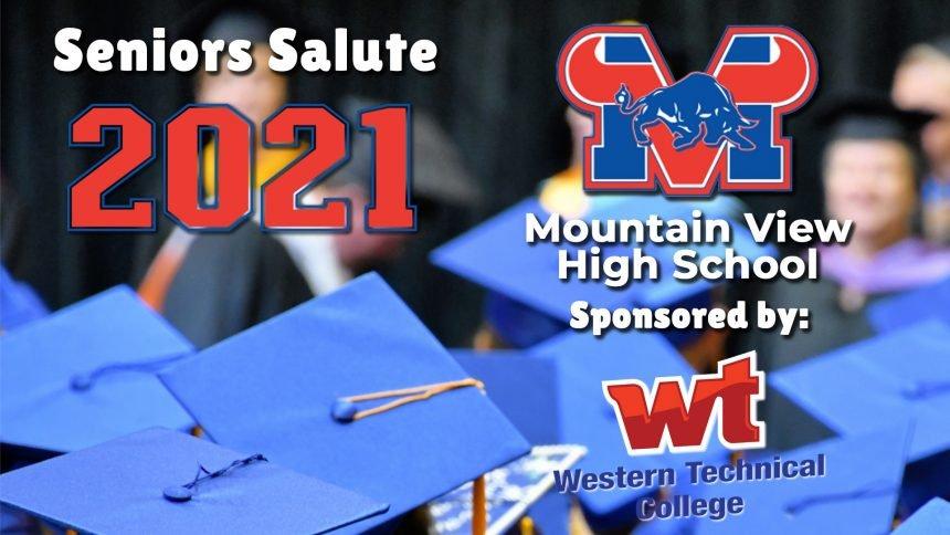 Senior Salute 2021 - Mountain View High School
