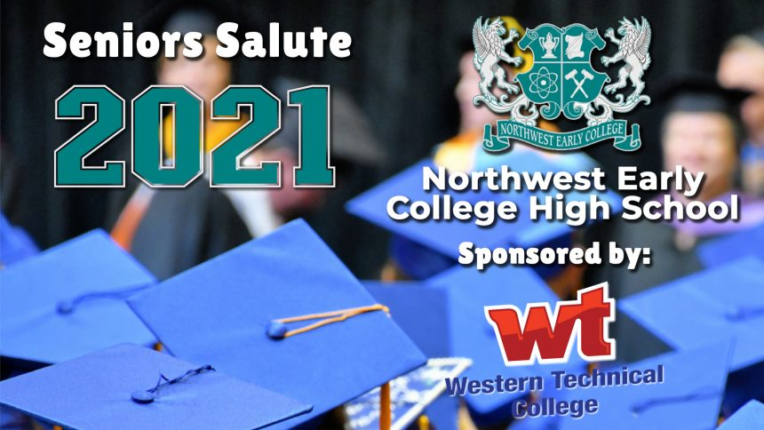 Senior Salute 2021 - Northwest Early College High School