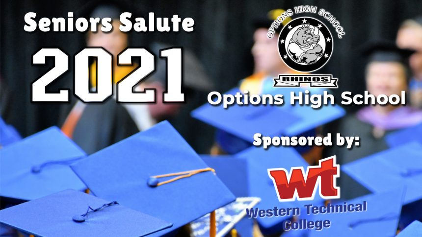 Senior Salute 2021 - Options High School