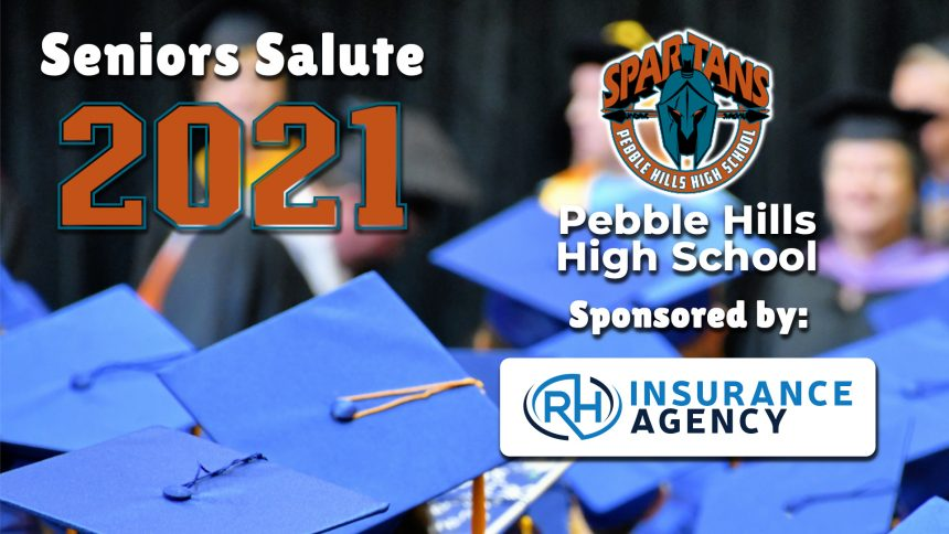 Senior Salute 2021 - Pebble Hills High School