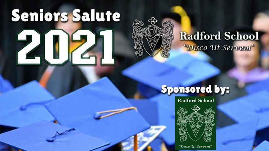 Senior Salute 2021 - Radford Schools