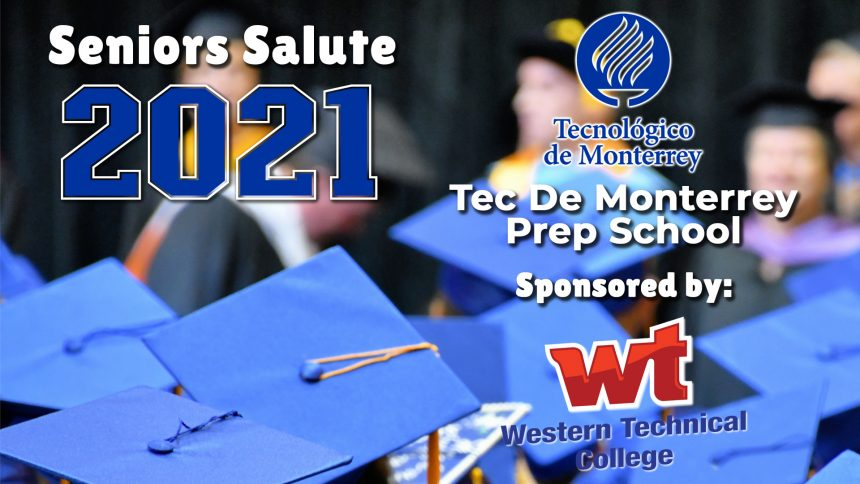 Senior Salute 2021 - Tec De Monterrey Prep School