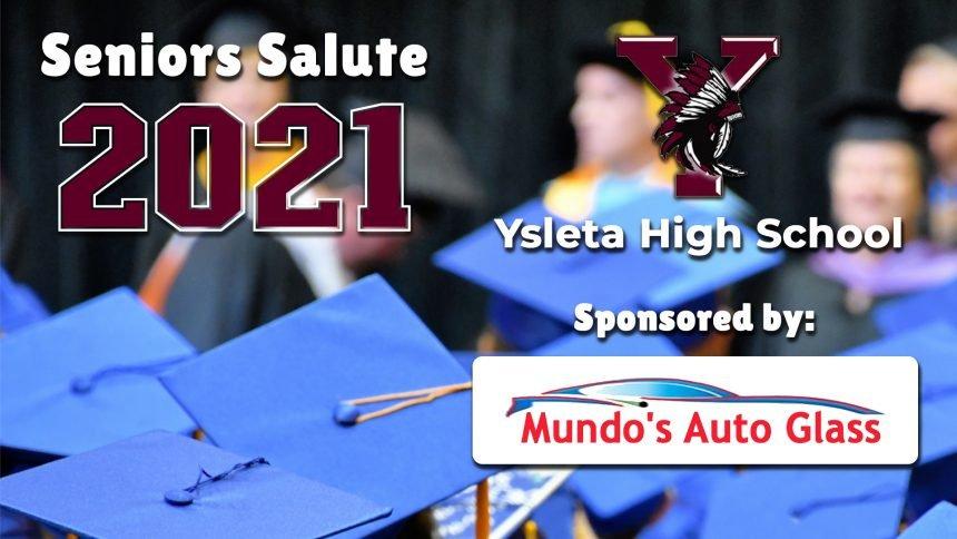 Senior Salute 2021 - Ysletta HS