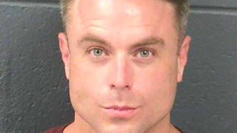 John Thornton, accused of threatening to kill President Biden.