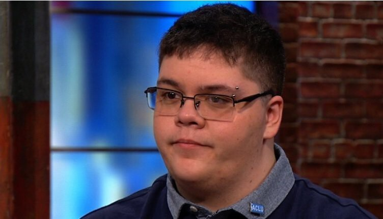 <i>CNN</i><br/>Gavin Grimm challenged his local school district's bathroom policy as it applies to transgender students.