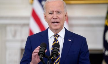 President Joe Biden ramped up his push to move his legislative agenda forward in private meetings on June 21 with two key Democratic lawmakers.