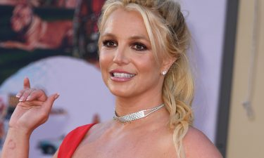 Hollywood stars are showing support for singer Britney Spears.
