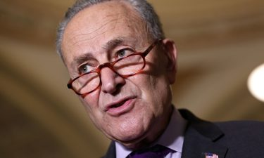 Senate Majority Leader Charles Schumer is facing a 50-50 Senate
