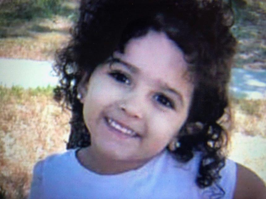 2-year-old Faviola Rodriguez