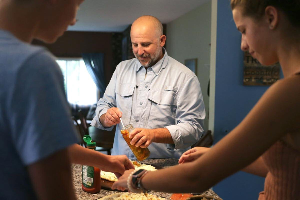<i>Wisconsin State Journal</i><br/>After most of his colon was removed due to colon cancer