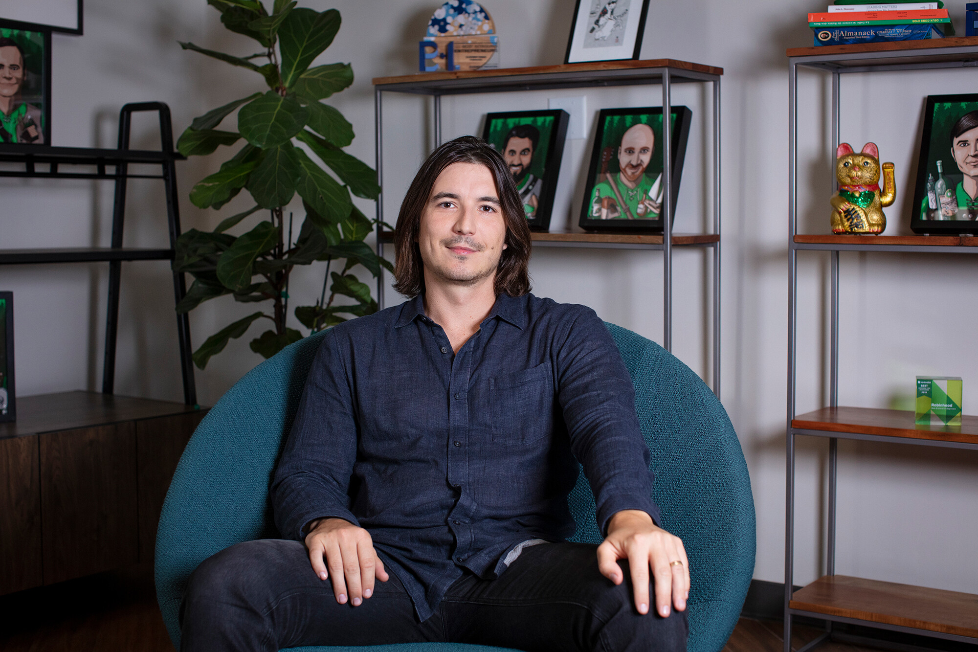 <i>Kimberly White/Getty Images for Robinhood</i><br/>Robinhood's initial public offering priced at $38 a share