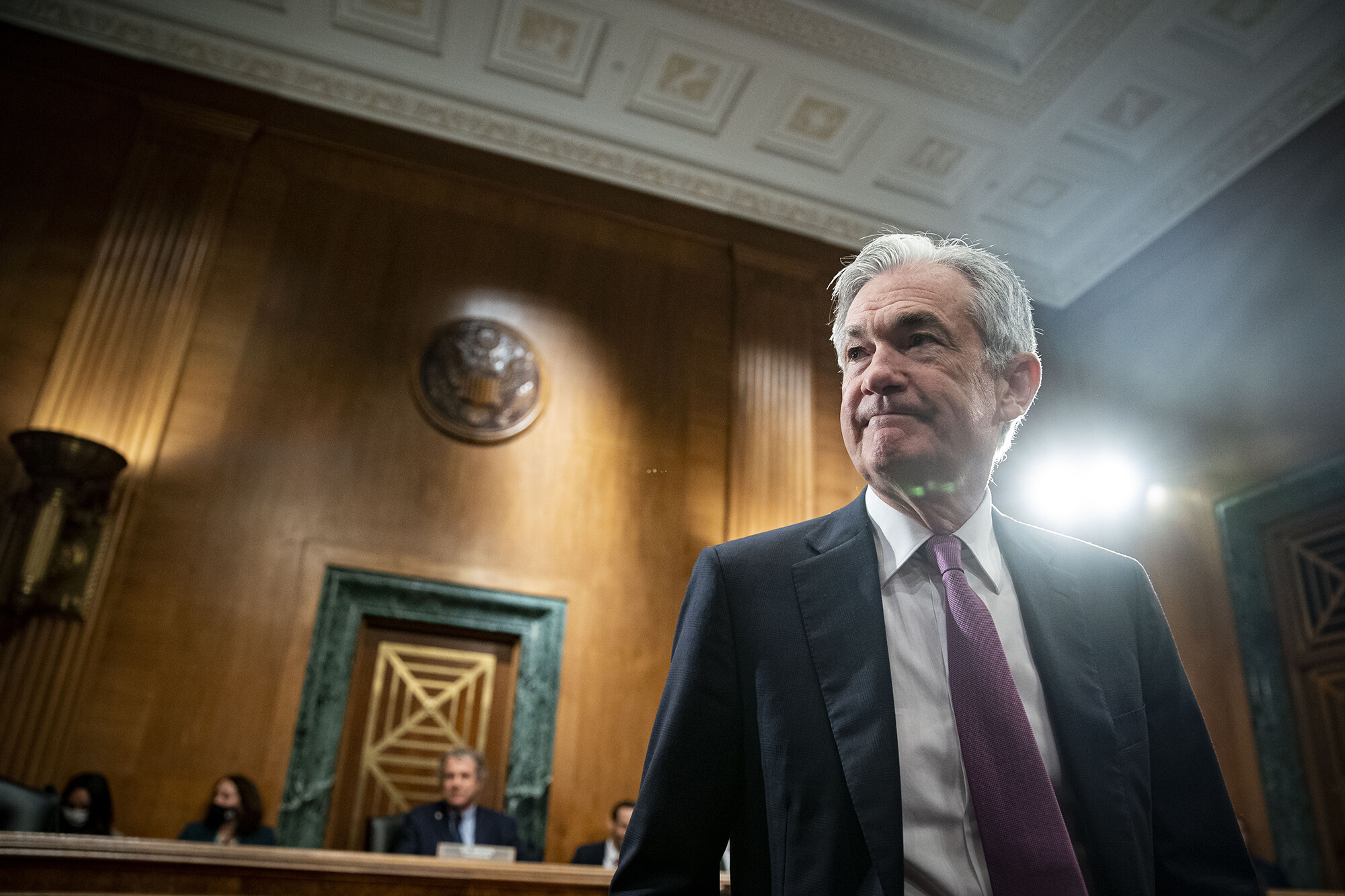 <i>Al Drago/Bloomberg/Getty Images</i><br/>The Federal Reserve left interest rates and monetary policy unchanged.
