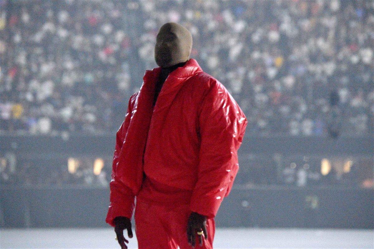 <i>Kevin Mazur/Getty Images</i><br/>Kanye West is seen at the