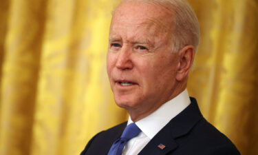 Biden will make his first formal remarks to staff at the Office of the Director of National Intelligence on July 27