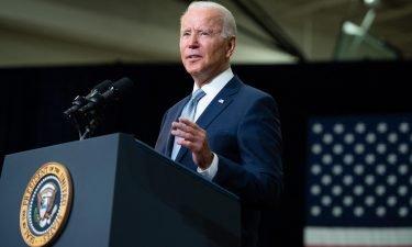 President Joe Biden has staked his presidency on America's return -- a return to normalcy amid the coronavirus pandemic