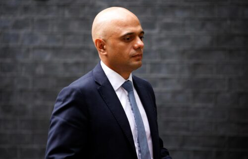 UK Health Secretary Sajid Javid