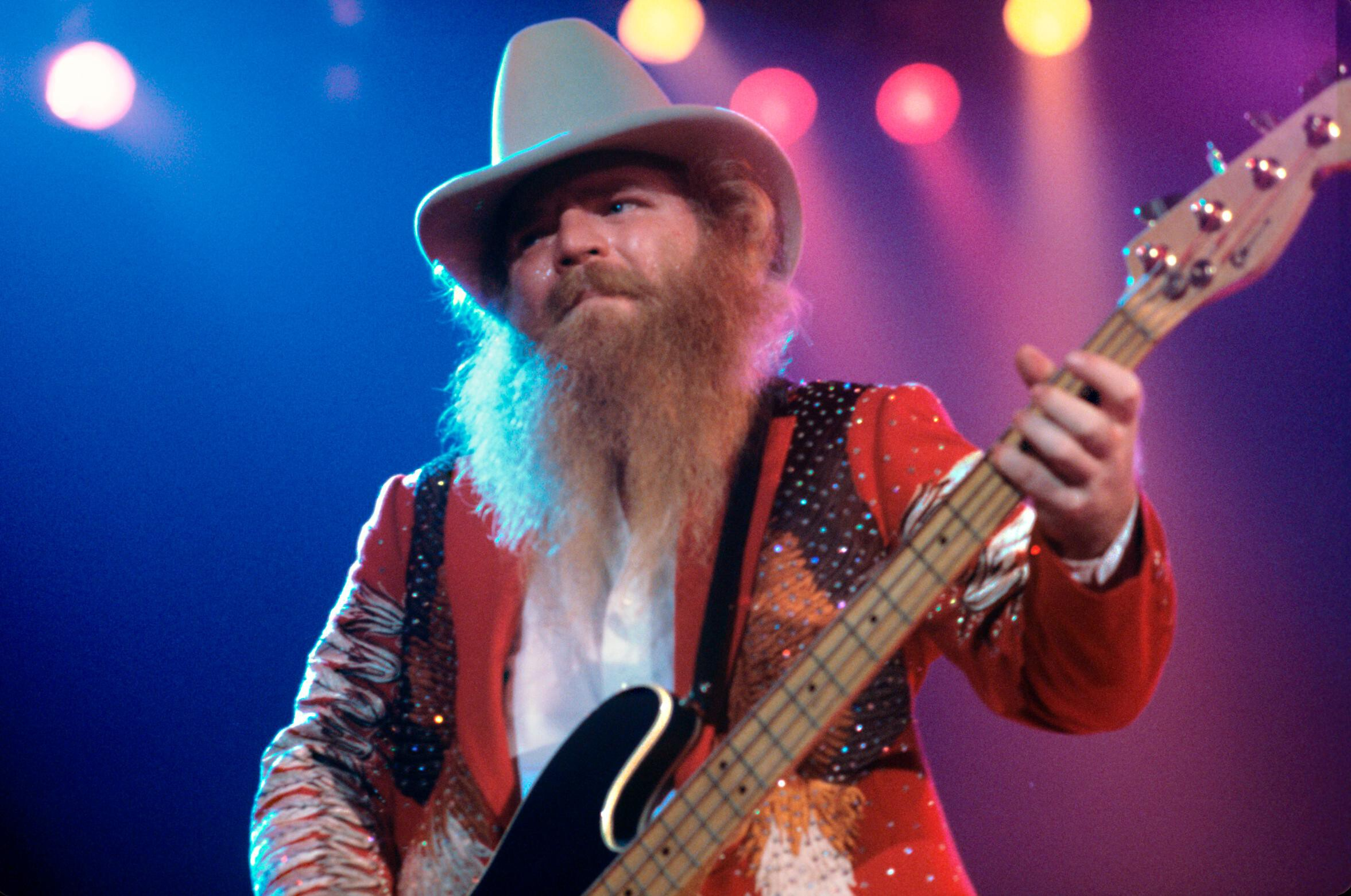 <i>Fryderyk Gabowicz/picture-alliance/dpa/AP</i><br/>Dusty Hill of ZZ Top has died at age 72.
