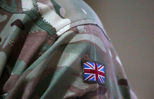 Female service members detailed gang-rape