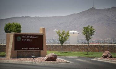 The Fort Bliss facility was intended to serve as a temporary stop but children in some cases stayed for weeks.