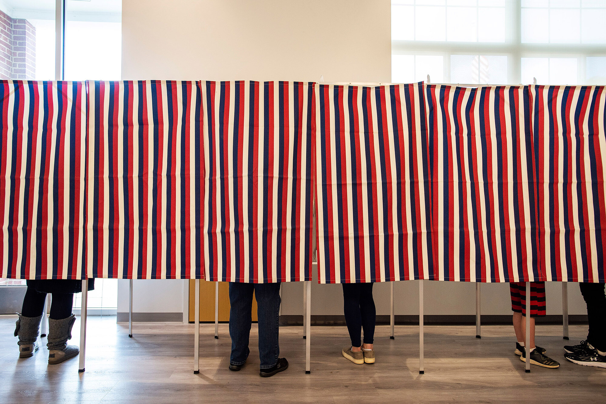 <i>Joseph Prezioso/AFP/Getty Images</i><br/>Texas Democrats' dramatic trip to Washington