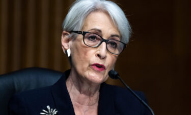 Deputy Secretary of State Wendy Sherman led a delegation of US officials in a meeting with Russian counterparts.