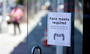 """Health guidance issued July 27 recommends that fully vaccinated people wear masks indoors if they're in areas with """"substantial"""" or """"high"""" transmission of Covid-19."""