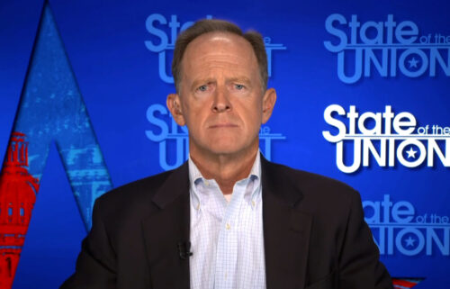 """Pennsylvania Sen. Pat Toomey on July 25 warned against treating federal funding as """"Monopoly money"""" as negotiations on how to pay for a bipartisan infrastructure bill ramp up ahead of a critical week."""