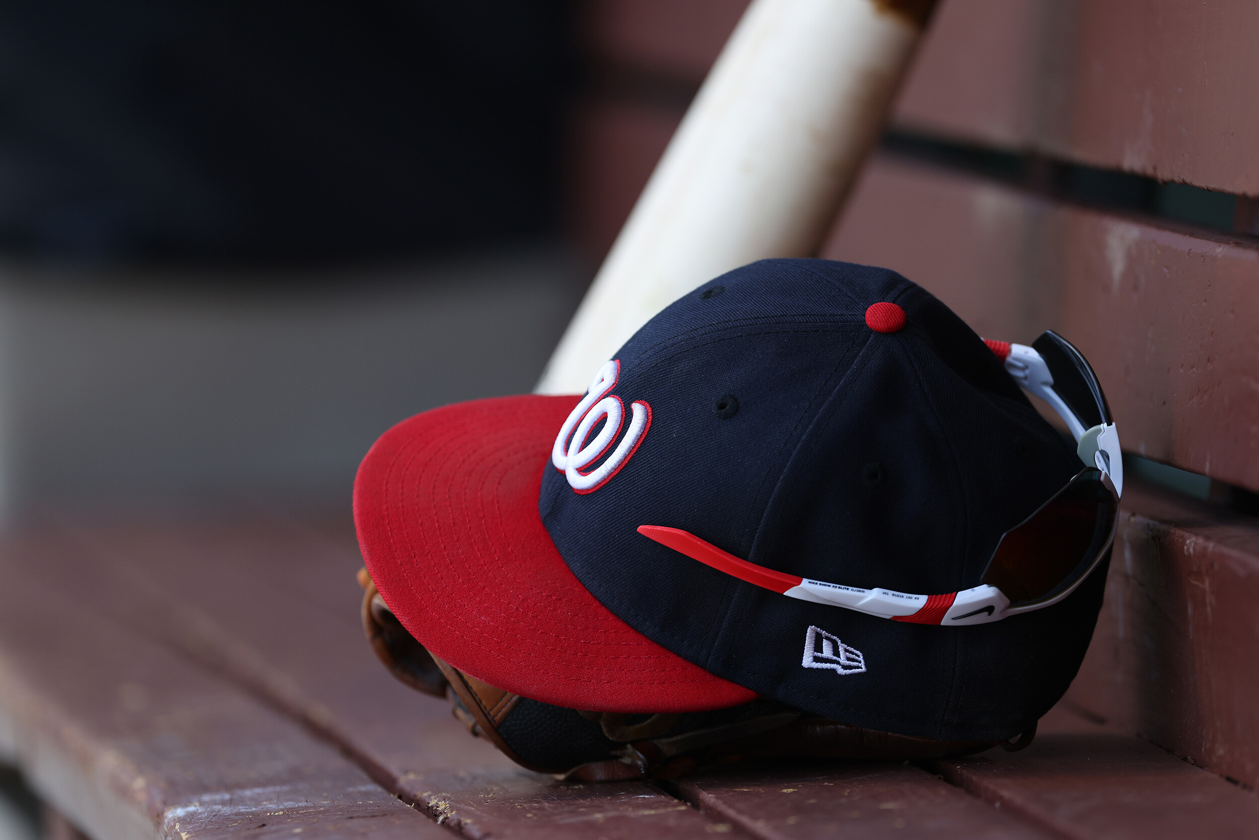 <i>Rich Schultz/Getty Images North America/Getty Images</i><br/>The Washington Nationals game against the Philadelphia Phillies on July 28 has been postponed due to a Covid-19 issue within the Nationals organization.