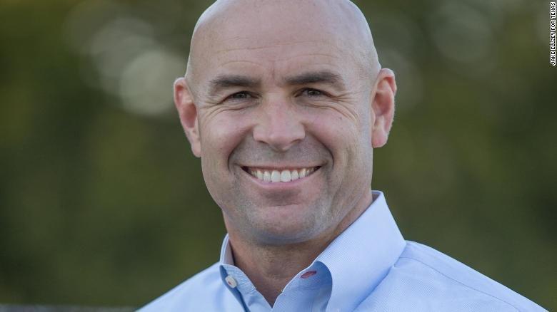 Texas state Rep. Jake Ellzey.