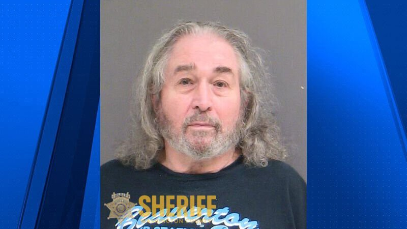 <i>WSCO via KPTV</i><br/>WCSO said David Croft hit the victim on the head with a hammer several times before stabbing her.