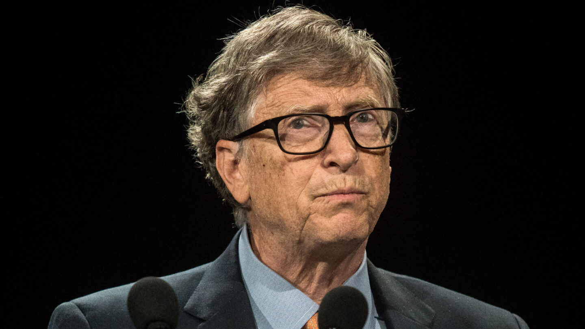 <i>Nicolas Liponne/NurPhoto/Getty Images</i><br/>Microsoft founder Bill Gates regrets his gatherings with Jeffrey Epstein