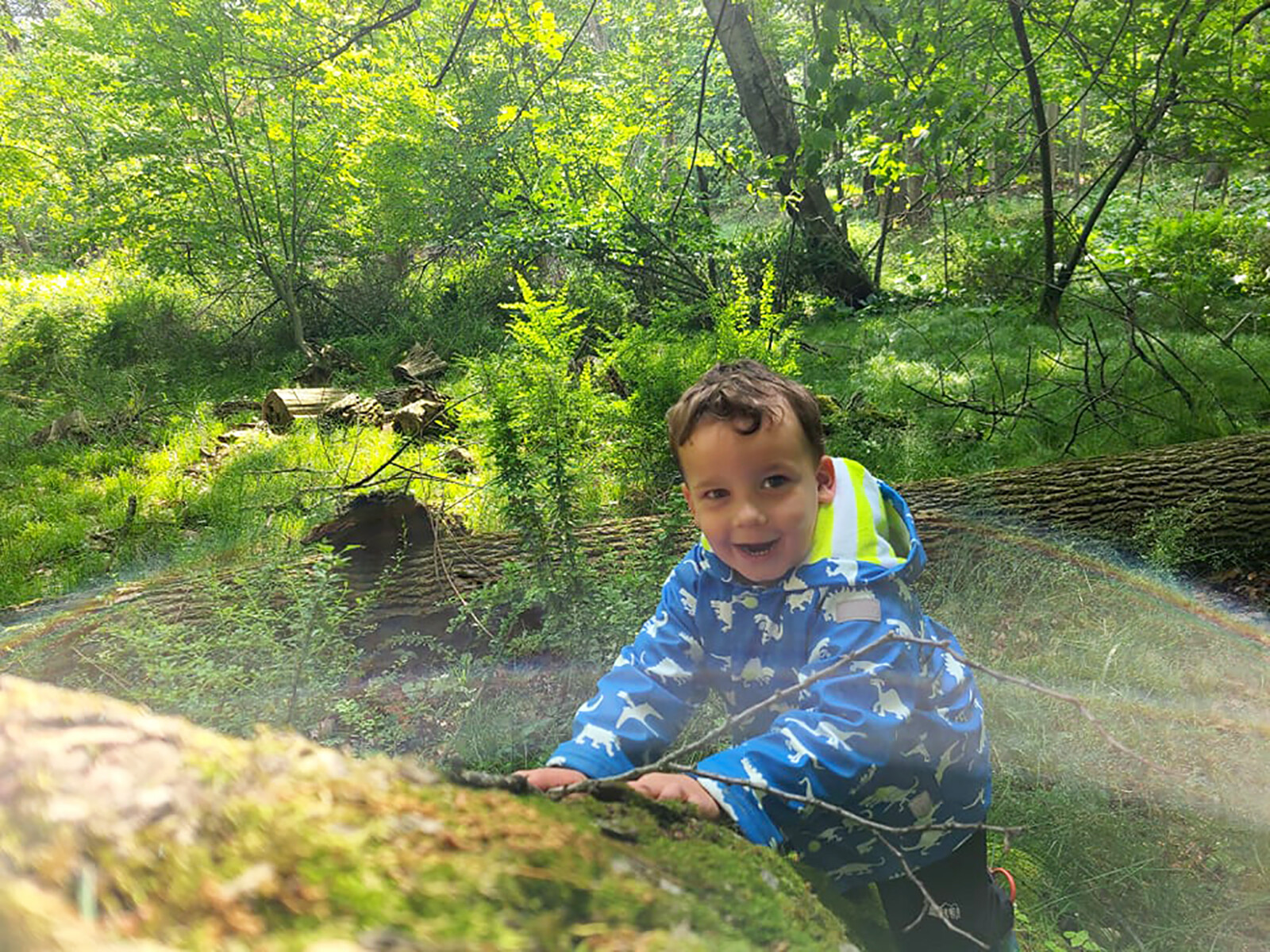 <i>Courtesy Kyle Larson</i><br/>There are many toddlers like Miles who may have been comfortable socializing before the pandemic but are too young remember those days clearly. As many people have come out of pandemic isolation