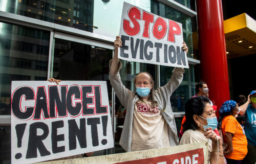 The Biden administration's extension of the eviction moratorium will be more limited